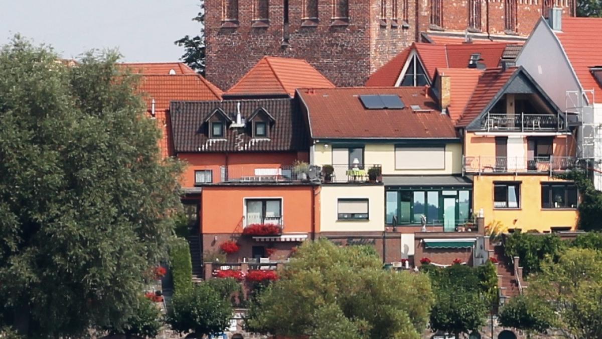 Georgenkirche in Warener Altstadt