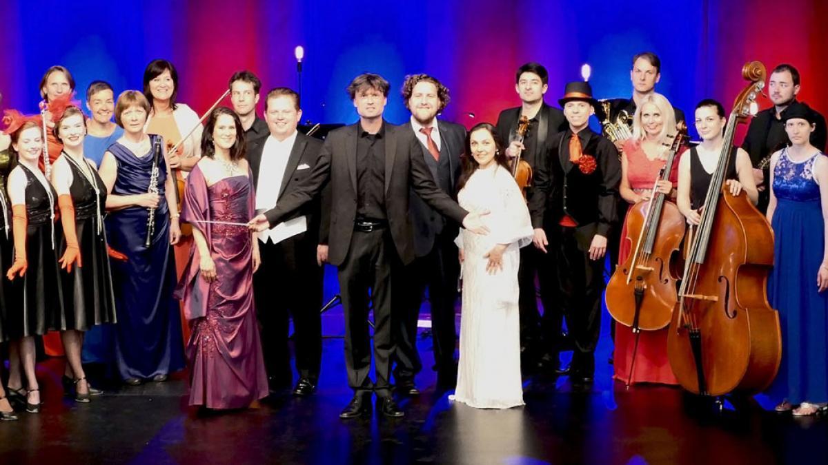 Erik Schober präsentiert: Die große Johann-Strauss-Revue