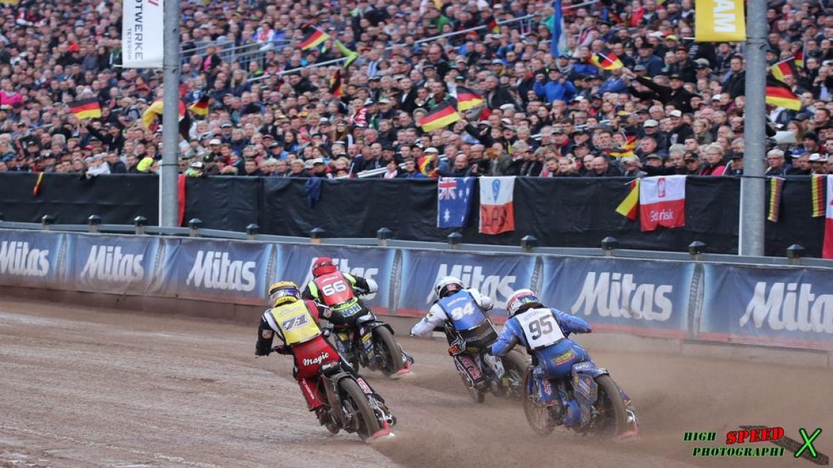 Speedway GRAND PRIX in Teterow