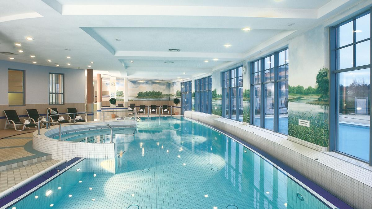 Wellnessbecken Wasserwelt, SPAworld Fleesensee