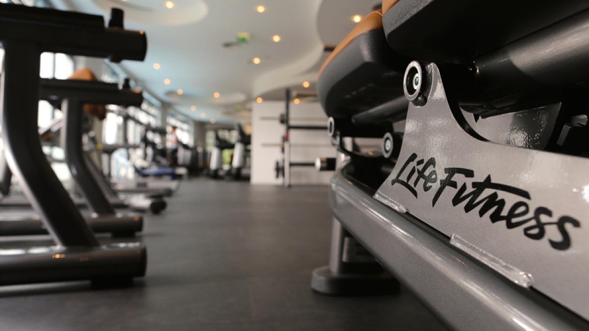 Fitnessstudio, SPAworld Fleesensee
