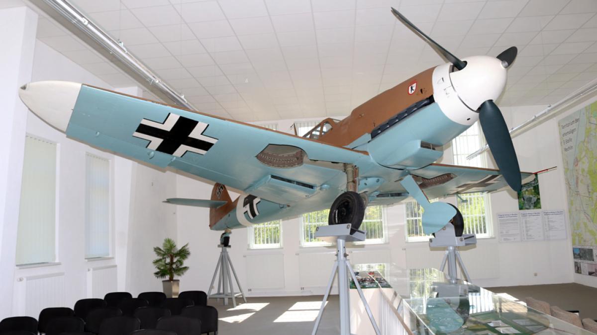 Messerschmitt Bf 109, meistgebautes Jagdflugzeug des 2.WK
