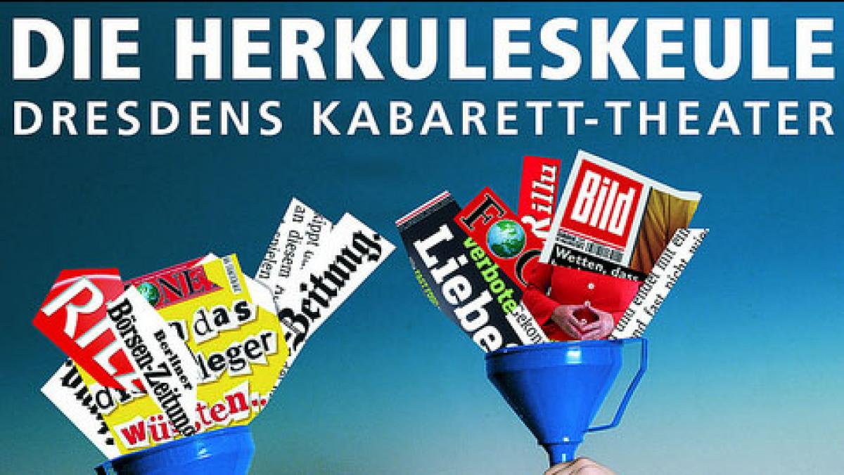Dresdens Kabarett-Theater