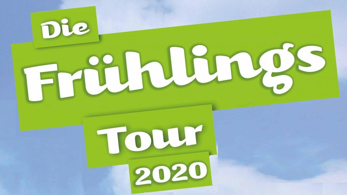 Hier spielt die Musik - Die Frühlingstour 2020