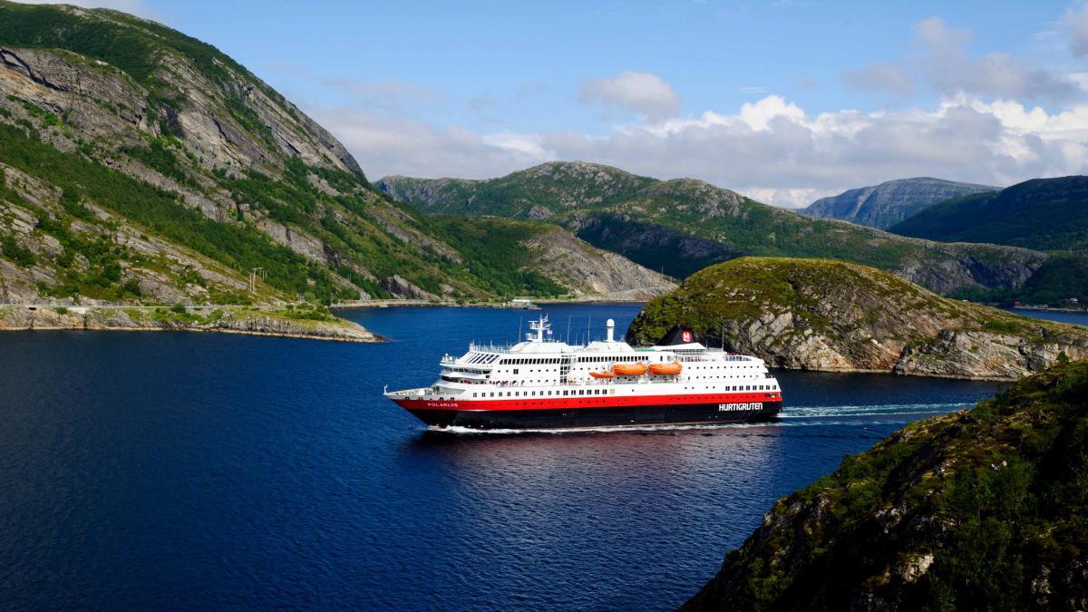 Hurtigruten - Norwegen mit dem Postschiff