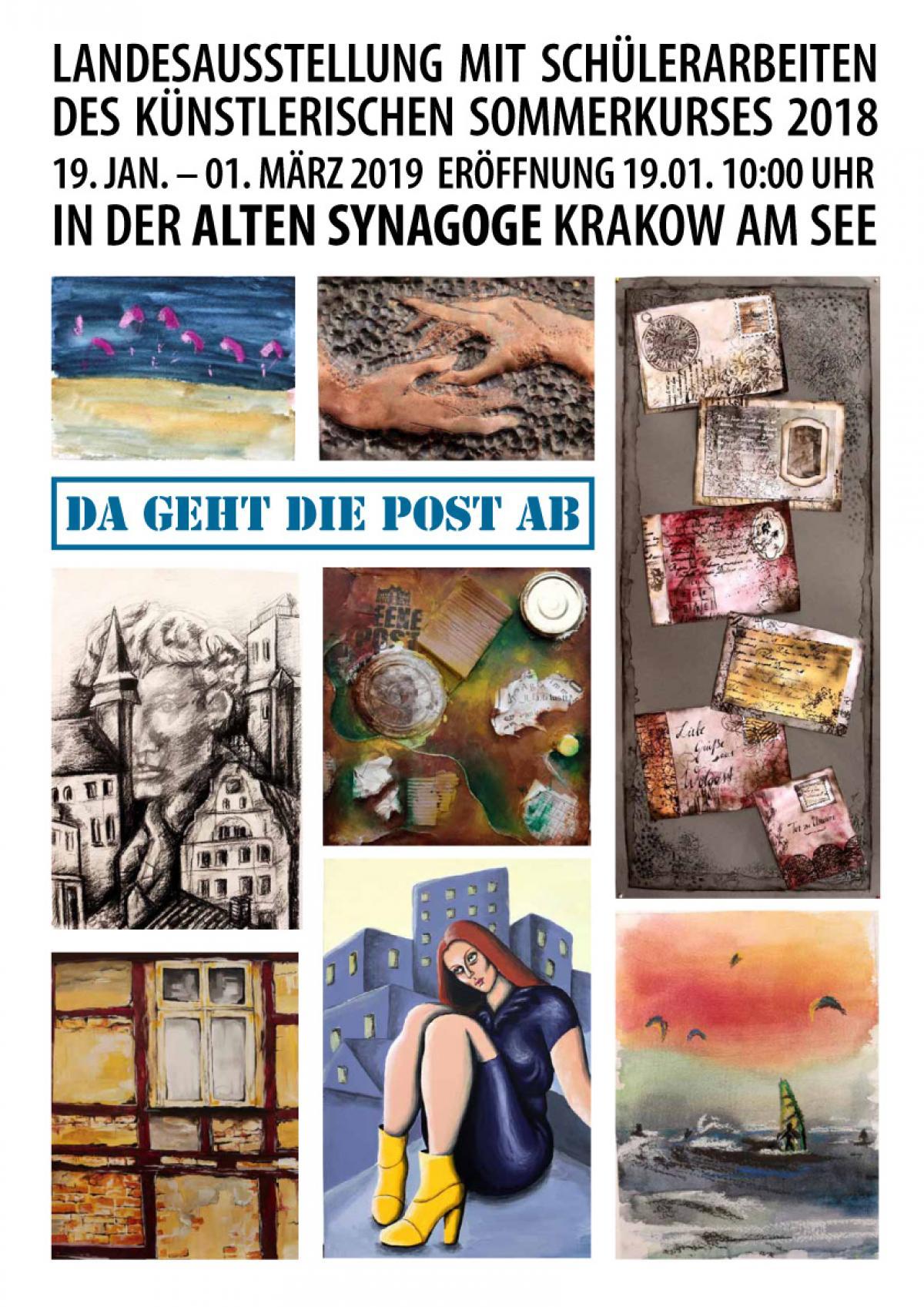 Kulturverein Alte Synagoge Krakow am See e.V.