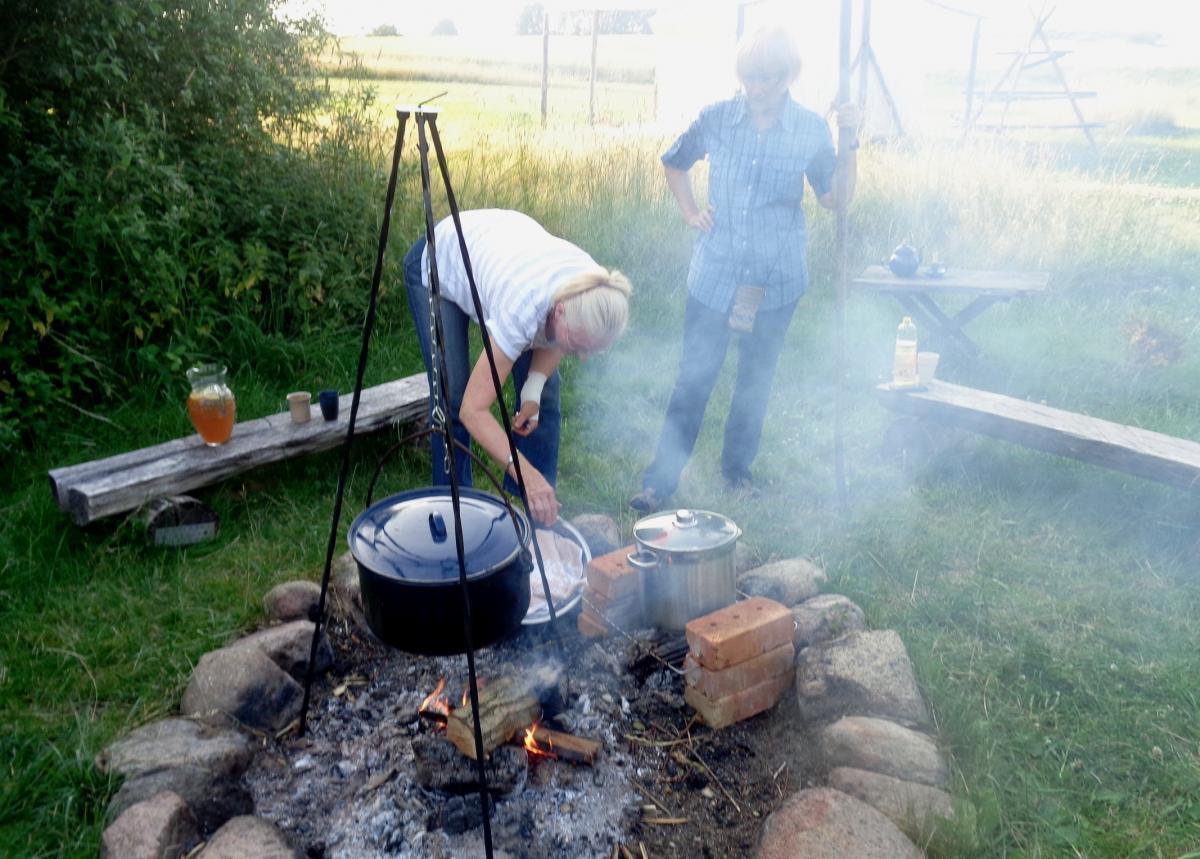 outdoorkochen