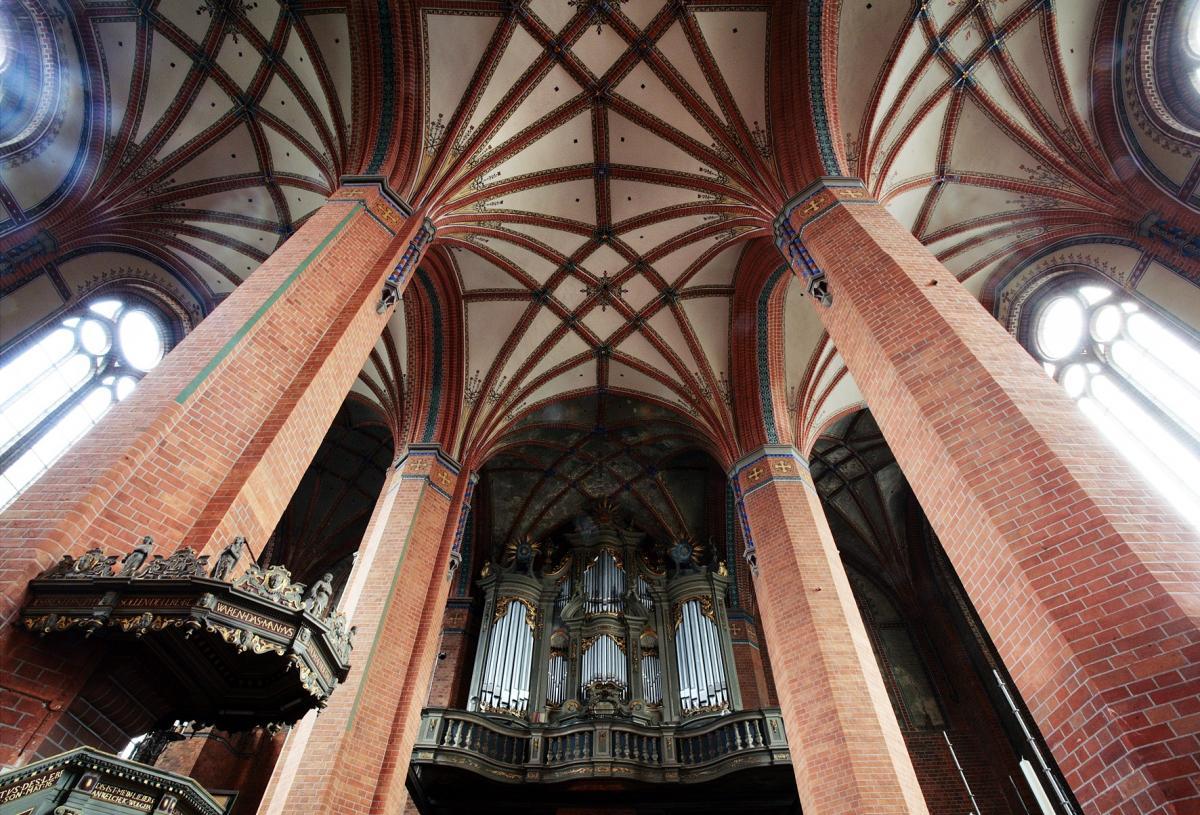 Pfarrkirche von innen