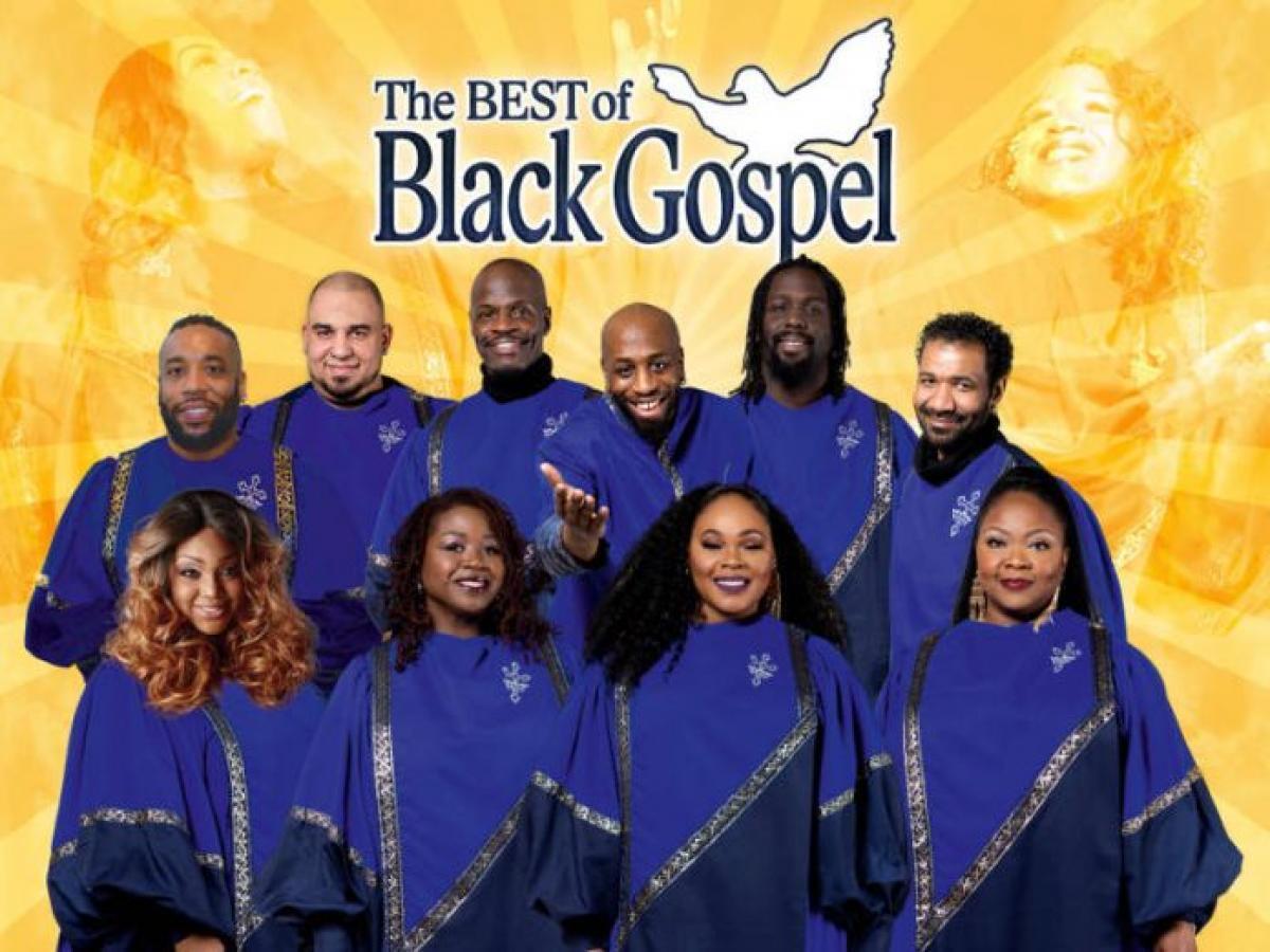 The Best of Black Gospel auf großer - HALLELUJAH - Tour