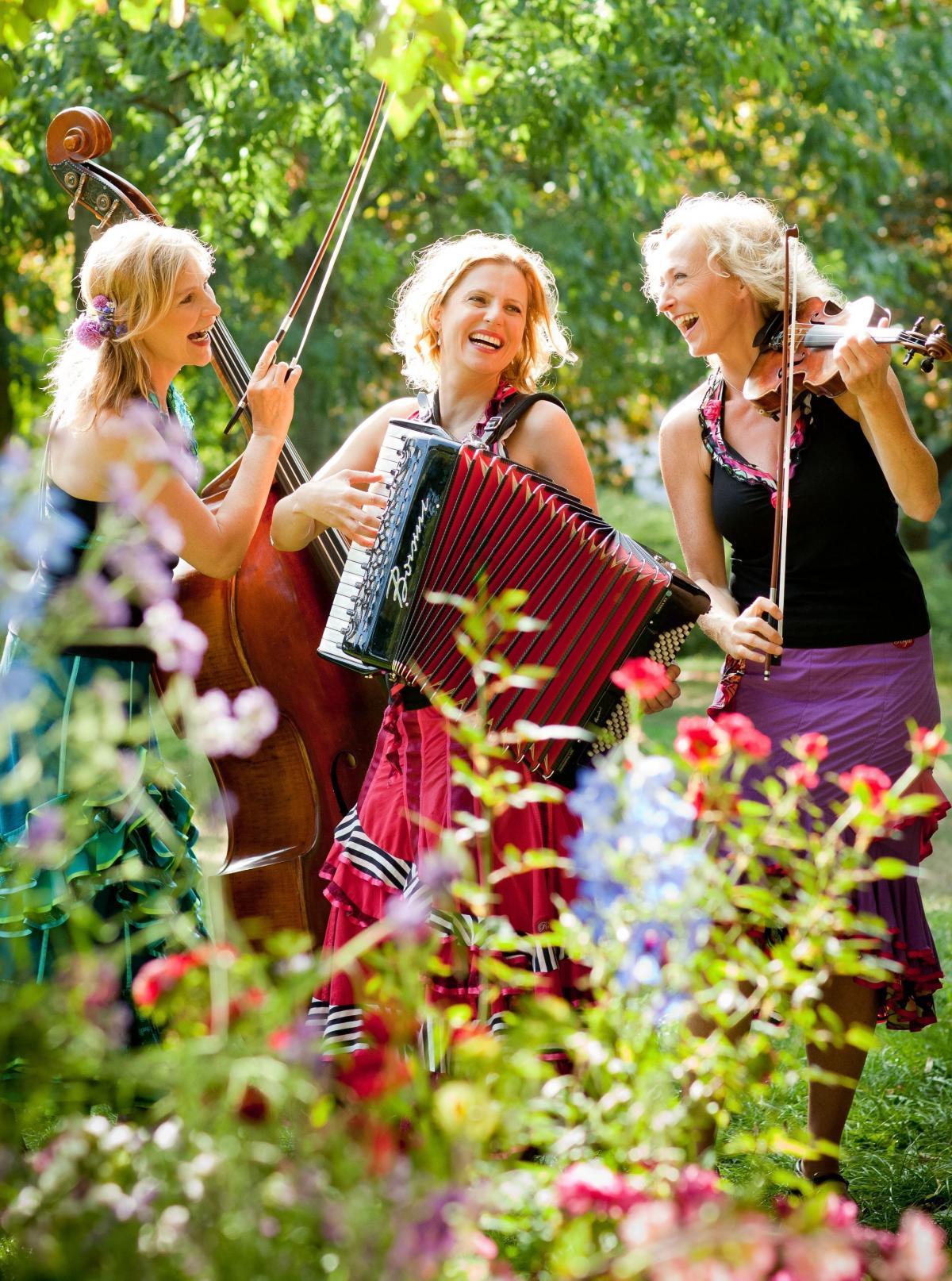 Trio Muzet Royal