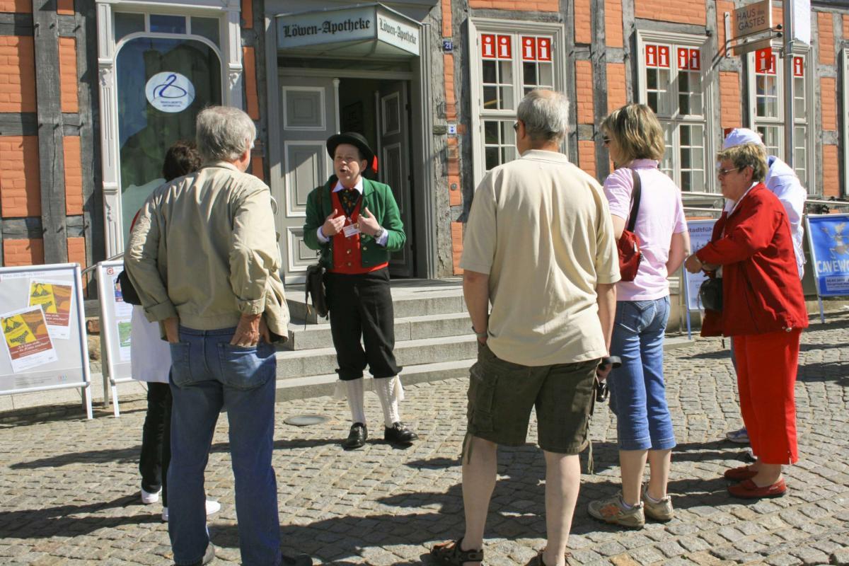 Historische Stadtführung