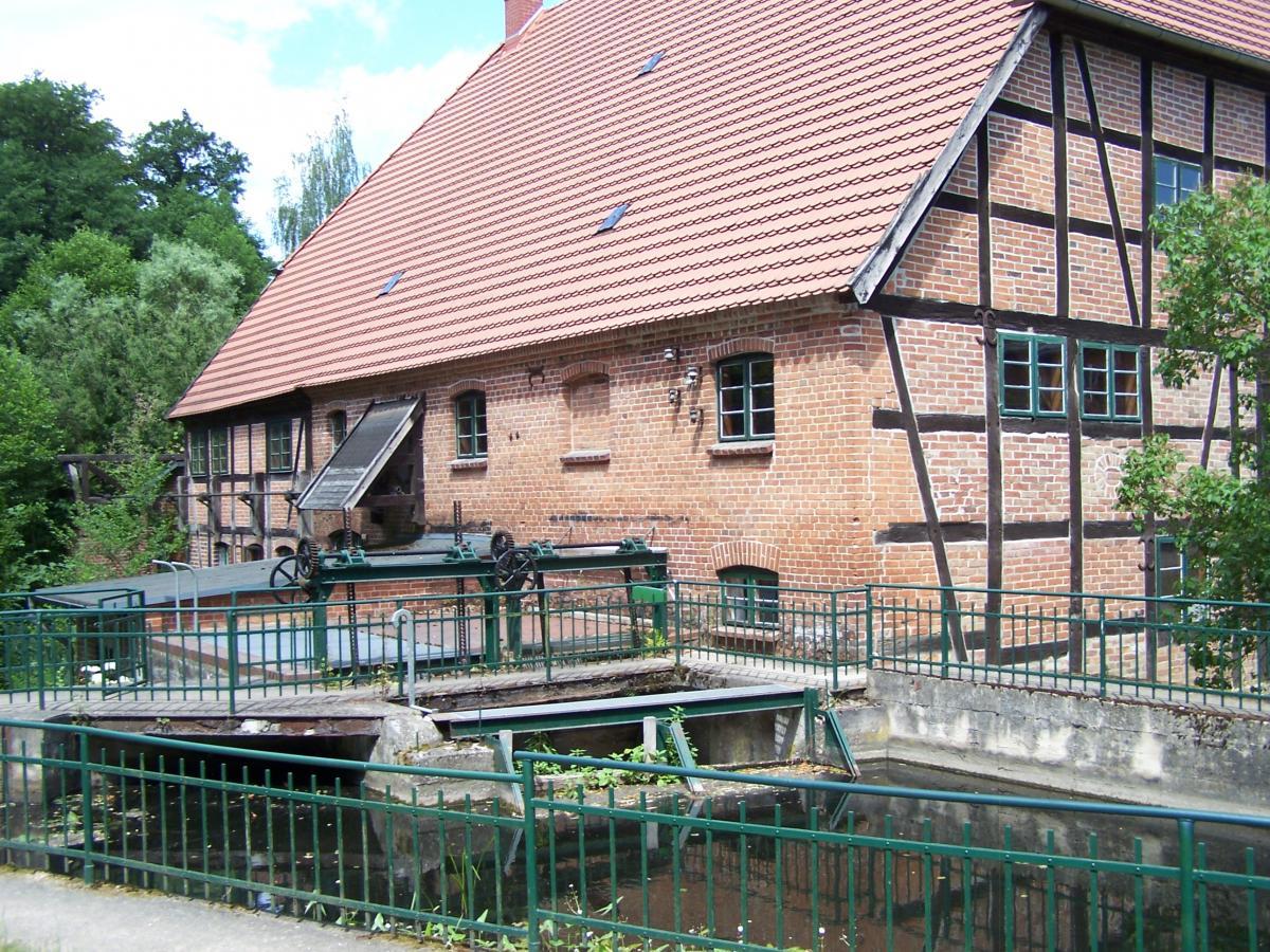 Wassermühle 2
