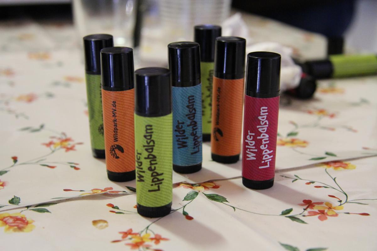 Wildpark-MV_Lippenpflegestift selbst machen
