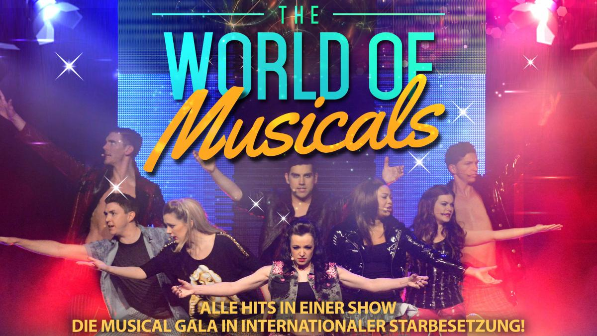 """The World of Musicals"""